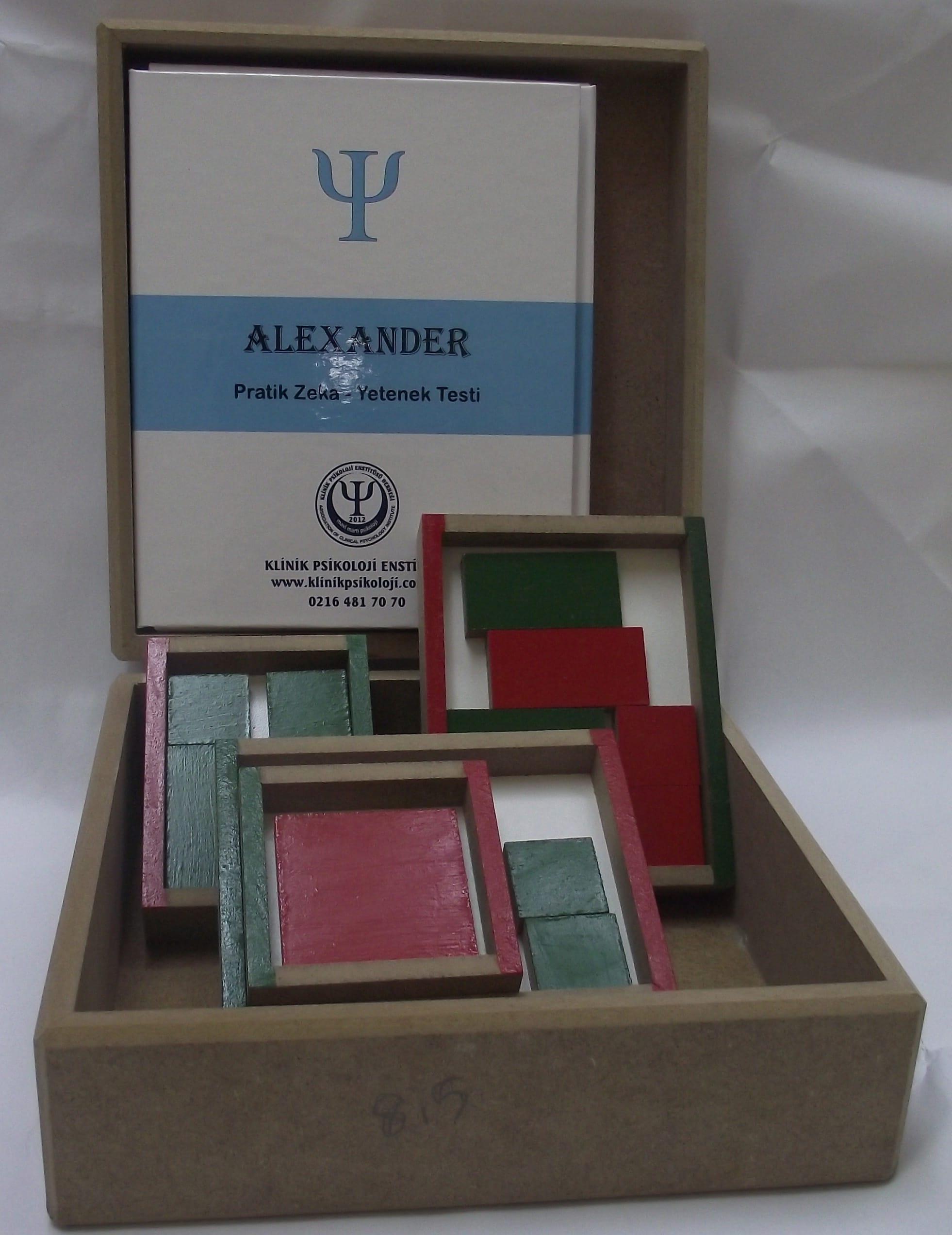 Alexander Zeka Testi