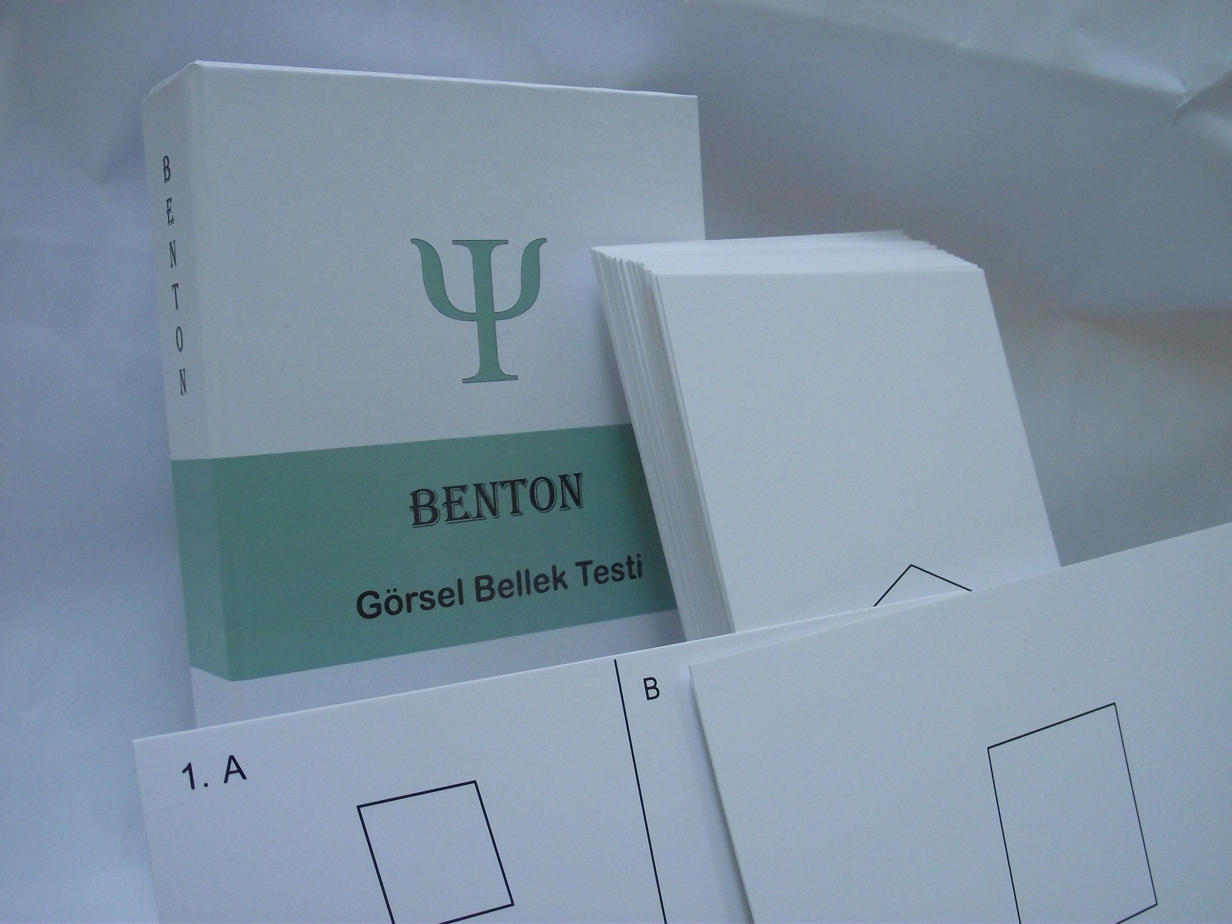 Benton Kartlerı