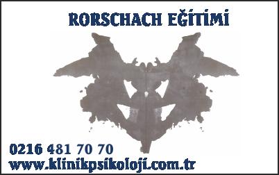 Rorschach EgŸitimi